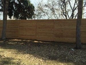 Best 20 Wood Fence Installation Ideas On Pinterest