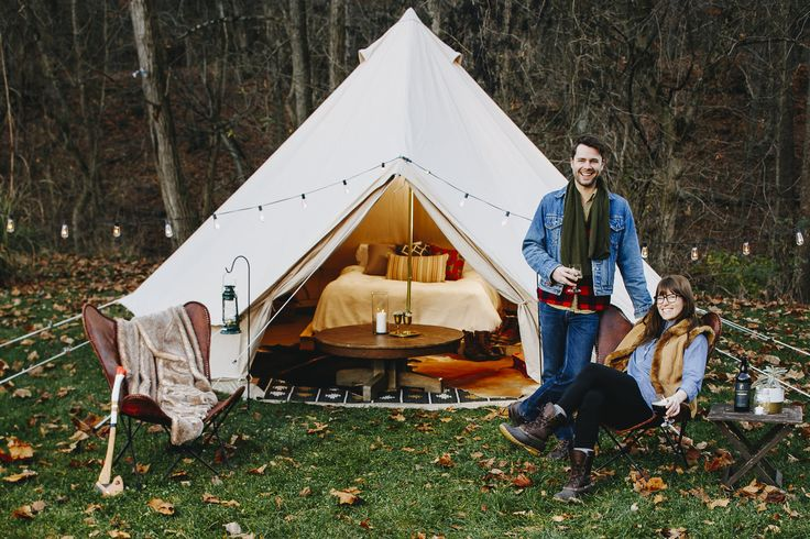 sibley bell tent - Google Search