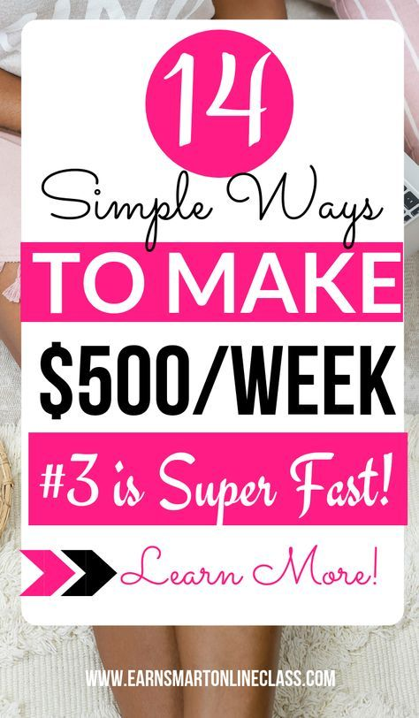 14 Simple Ways to Make $500 Fast – earring
