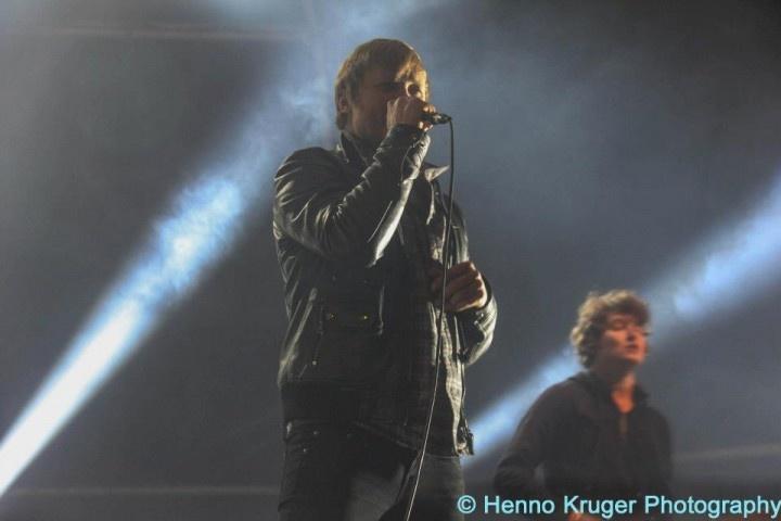 Francois van Coke on stage @ Oppikoppi 2012 Sweet Thing