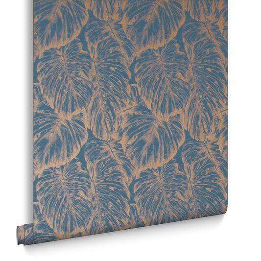 Tropical Aegean Wallpaper | Graham & Brown UK