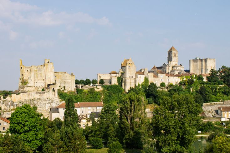 VOYAGER EN FRANCE | Chauvigny