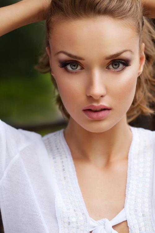 great soft/natural makeup look