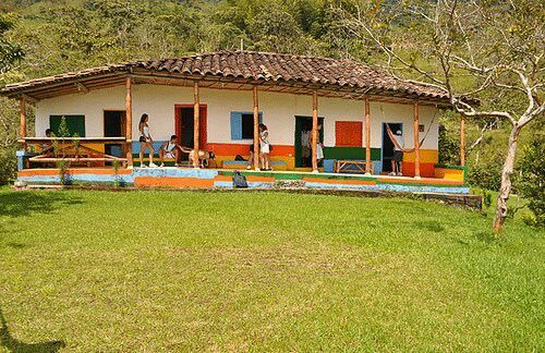 CASA CAMPESINA DE COLOMBIA!!!! | fincas and farms