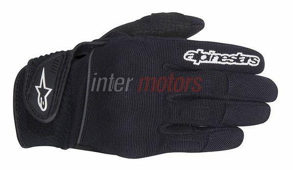rękawiczki STELLA SPARTAN ALPINESTARS damskie, kolor czarny