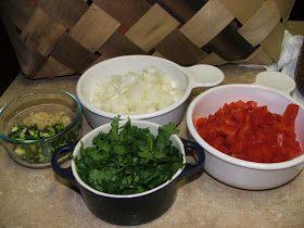 Canning Granny: Canning Peach Salsa