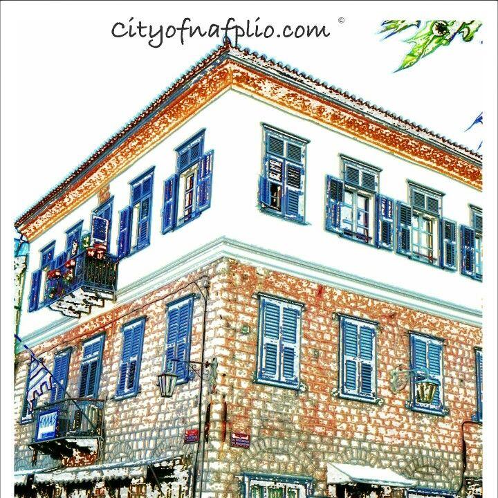 #cityofnafplio #nafplio #nauplie #nauplia Πλατεία Συντάγματος Εστιατόριο Ελλάς