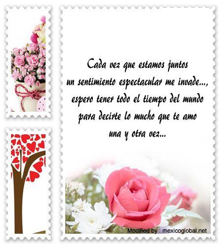 descargar los mejores mensajes de amor para mi enamorada,descargar bonitos textos y poemas de amor con fotos para mi pareja : http://www.mexicoglobal.net/mensajes_de_texto/mensajes_de_amor.asp