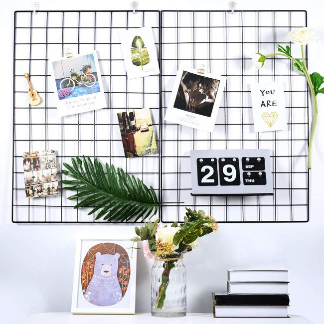 18 Awesome Products From Amazon To Put On Your Wish List Art Display Wall Hanging Pictures Hanging Photos