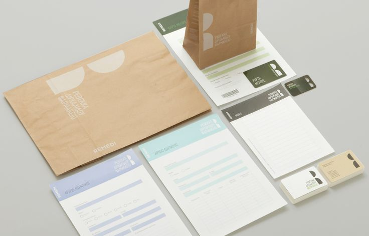 Remedi Identity | Grafix Design Studio