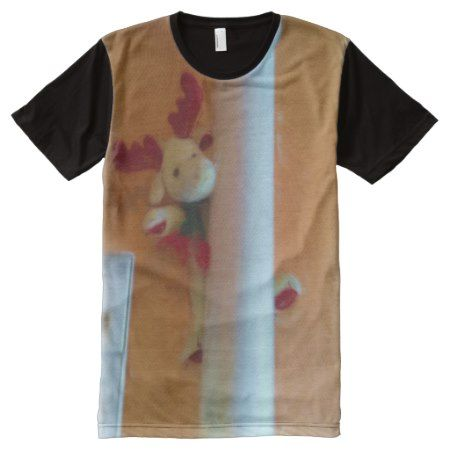 moose toy All-Over-Print T-Shirt - click to get yours right now!