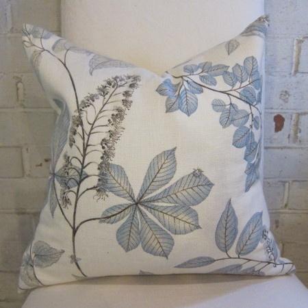 Pale Blue Leaf | Pillow Talk | Pinterest | Pillow talk ...