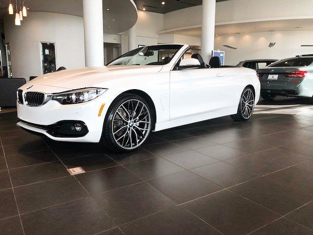 Check out this stunning 2018 #BMW #430i Convertible with wheel style 405m - 20 M Sport wheels available now at #FieldsBMW in #WinterPark. Call our Internet Department at (407) 691-3549 to schedule a test-drive or visit fieldsbmworlando.com. --- #bmws #bmwsofinstagram #bmw430i #convertible #bmwconvertible #bimmers #bimmer #bimmersofinstagram #instabimmer #bmwclub #instabmw #FieldsBMW #DaytonaBeach #Daytona #BMW