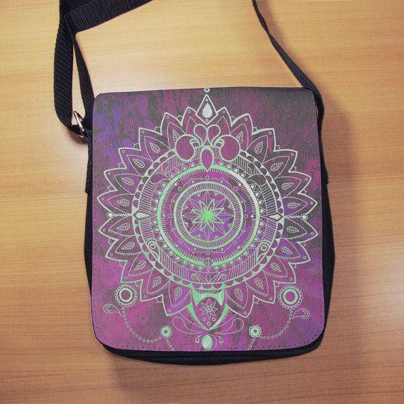 Bohemian Mandala Shoulder Bag  Small Shoulder Bag by RegalosOnline