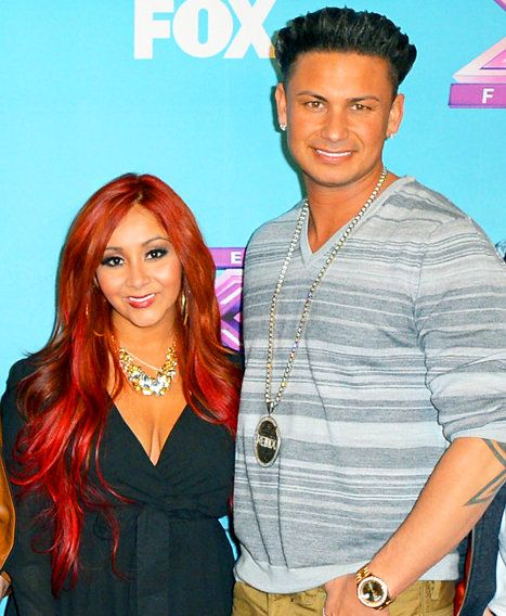 are snooki and pauly dating