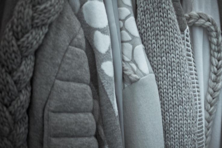 It's all about details! Gray is a must for fall! #fashion #european #highfashion #tricotchic #madeinitaly #importationsmanonboutin