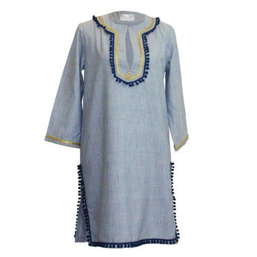 "Maraboo Kaftan dress ""Mykonos"" $85€"