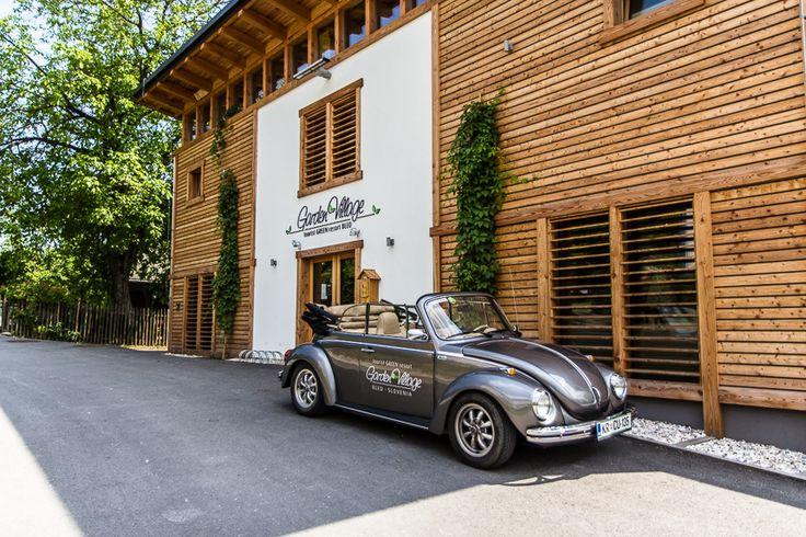 VW Beetle 100% electric