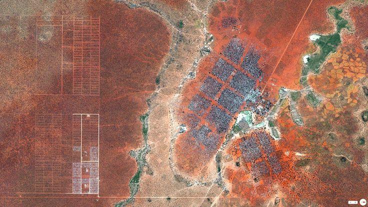 Foto mozzafiato: Kenya: Dadaab - Campi Profughi