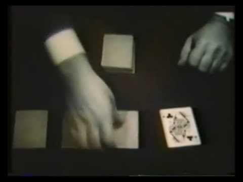 L'esperto al tavolo da poker: John Scarne - FO07