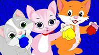 Kindergarten Nursery Rhymes | Cartoon Videos For Babies | Three Little Kittens by Aanon Creations Hi Kids! Watch the Nursery Rhymes Songs For Kids by Aanon Creations. If you enjoyed this collection, you may also like these recent uploads: esl Kids Nursery Rhymes Songs Collection | Kindergarten Cartoons | Baby Songs for kindergarten esl efl https://www.youtube.com/watch?v=-cYkGggJxBI