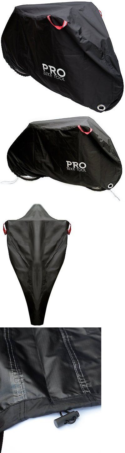 Bicycle Transport Cases and Bags 177835: Pro Bike Cover For Outdoor Bicycle Storage Large Heavy Duty Ripstop Large -> BUY IT NOW ONLY: $35.58 on eBay!