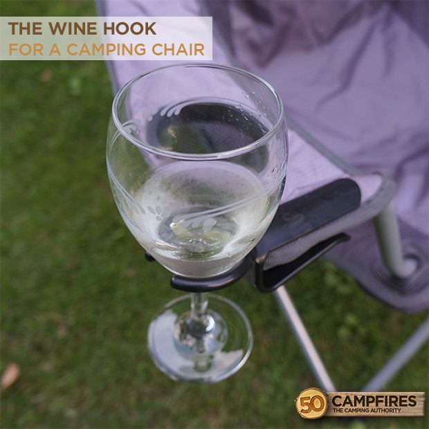 Pin It To Win It!    Perfect for the wine lover! Easily have your wine when you're outdoors! #wine