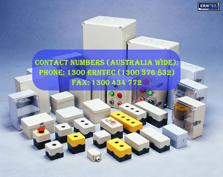ERNTEC is an Australian owned company that manufactures electronics and electrical enclosures. Make an enquiry now at Erntec.net.