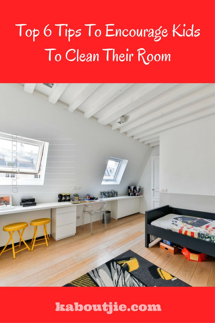 Tips To Encourage Kids To Clean Their Room  The day your kids start taking responsibility for cleaning their own room and cleaning up their own mess in the house the better -   it will take such a load off mom!    #cleaning #kidscleaning #kidscleanroom