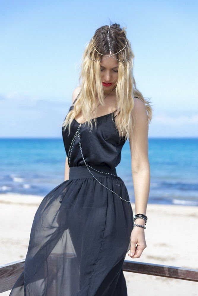 "Heartedness and boho-chic style for the ""Gipsy"" capsule collection by Eles Italia @elesitalia1"