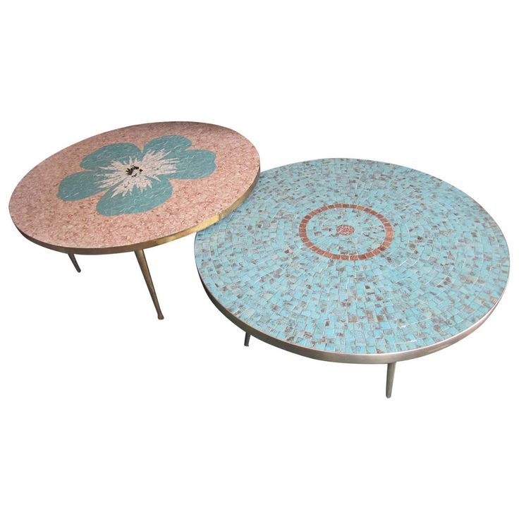 Broken Tile Coffee Table: 25+ Best Ideas About Tile Top Tables On Pinterest