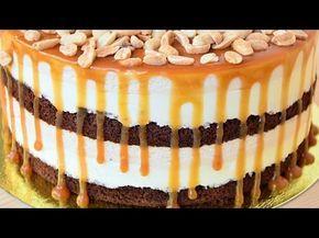 Муссовый торт Сникерс ☆ Mousse cake Snickers - YouTube