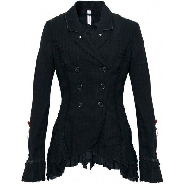 Women's High by Claire Campbell Hearten Jacket ($945) ❤ liked on Polyvore