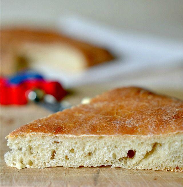 House Vegan: Grandma's Syrian Bread