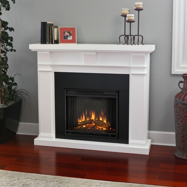 Electric Fireplace electric fireplace mantel : 25+ Best Ideas about White Electric Fireplace on Pinterest ...