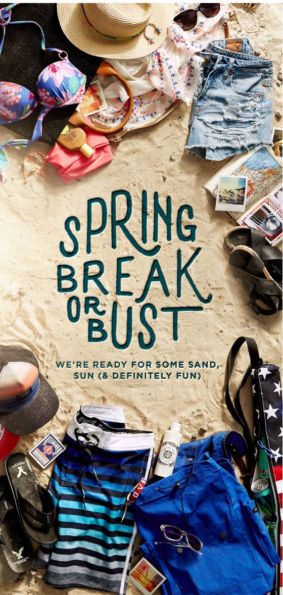 1000 Ideas About Spring Break Vacations On Pinterest