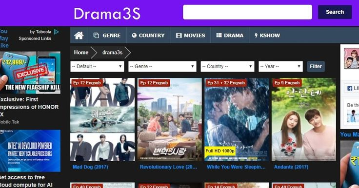 Best Sites to watch Korean Drama's Online, Enjoy Kdrama's with HD streaming online.