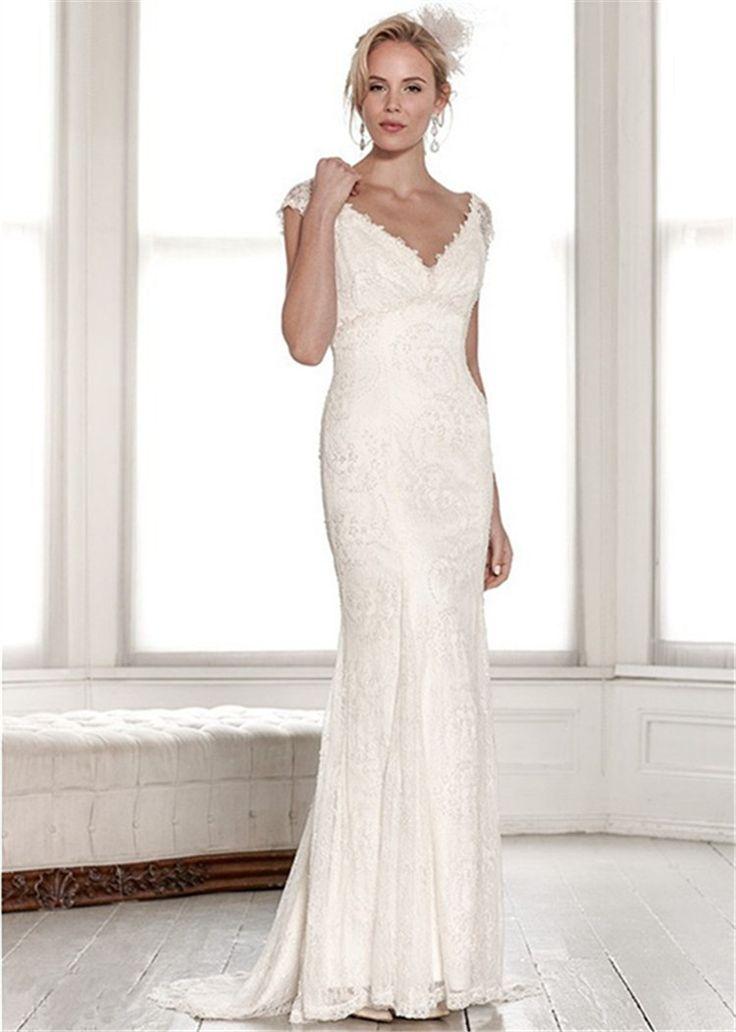 22 best Custom Wedding Dress images on Pinterest | Custom wedding ...