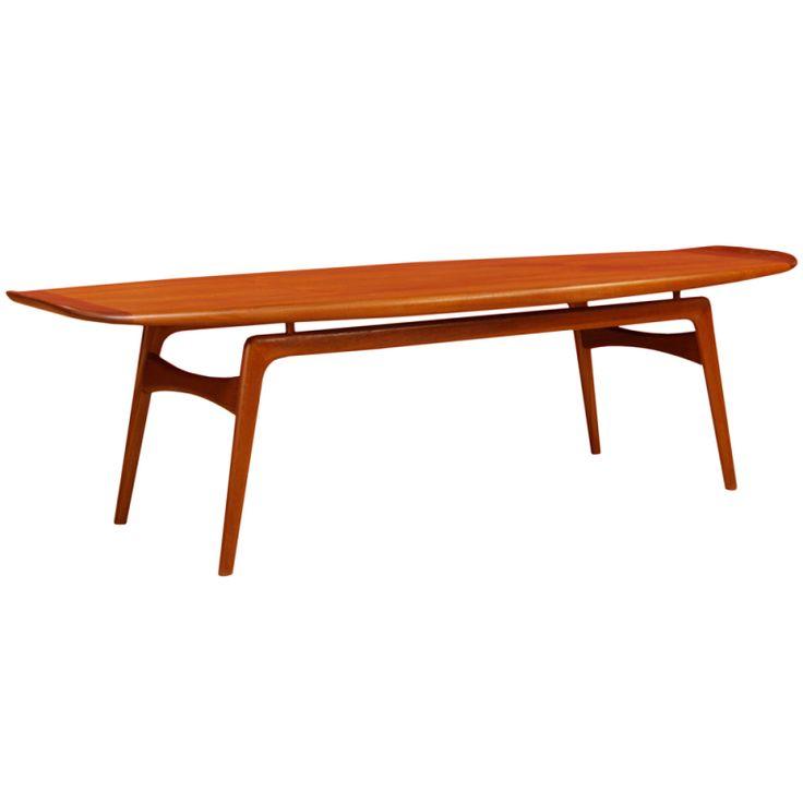 best 25+ teak coffee table ideas on pinterest | midcentury