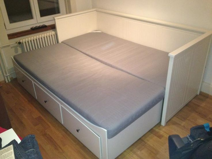 Slide Out For Bottom Bunk Single Bed To Double Bed