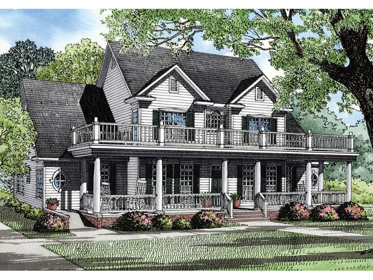 Best 25 plantation style homes ideas on pinterest for Luxury plantation home plans