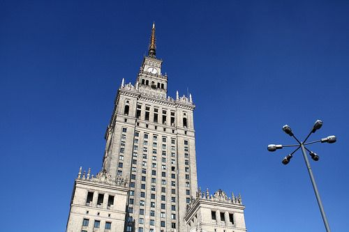 Warsaw: Palace of Culture and Science