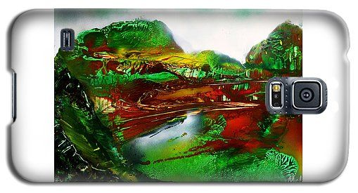 Forgotten Galaxy S5 Case Printed with Fine Art spray painting image Forgotten by Nandor Molnar (When you visit the Shop, change the orientation, background color and image size as you wish)