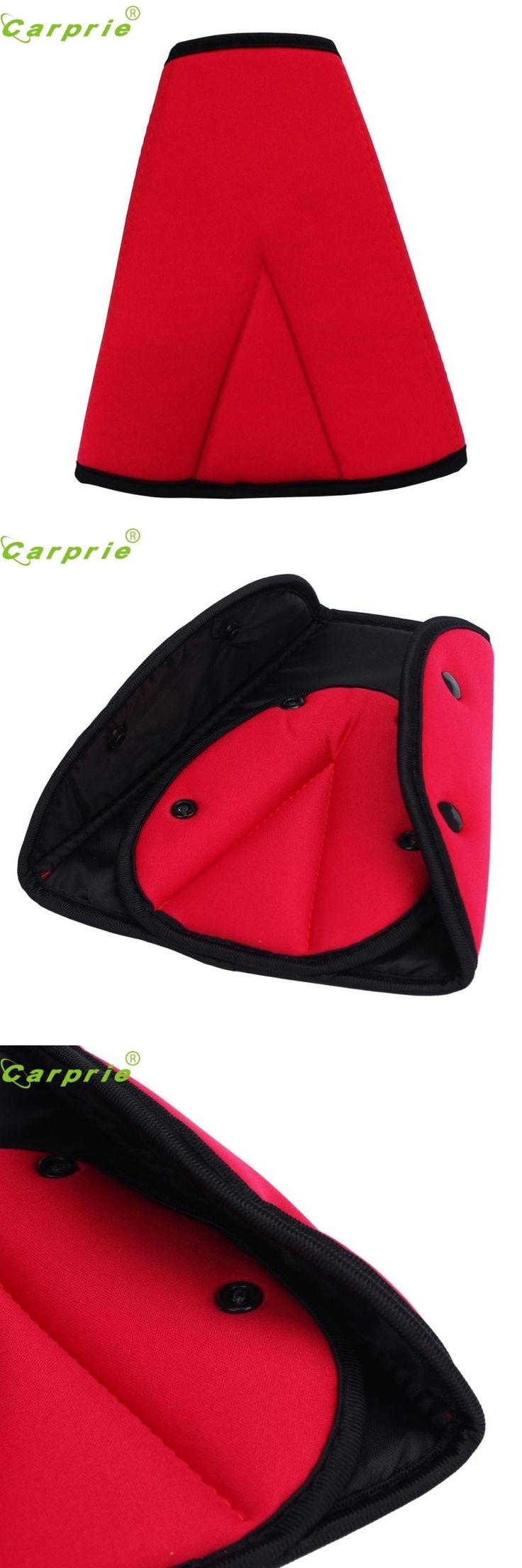 New Arrival  Children Car Safety Cover Strap Adjuster Pad Harness Seat Belt Clip RD Oct10