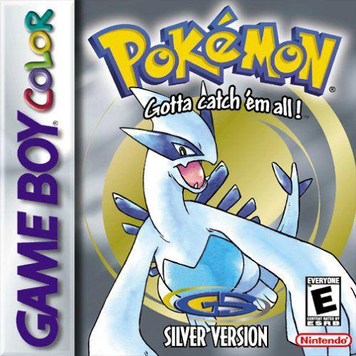 Nintendo GameBoy Color - Pokemon Silver
