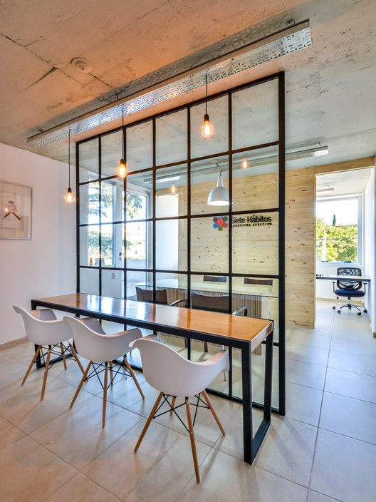 Siete Hábitos Agencia Publicitaria / HO Arquitectos
