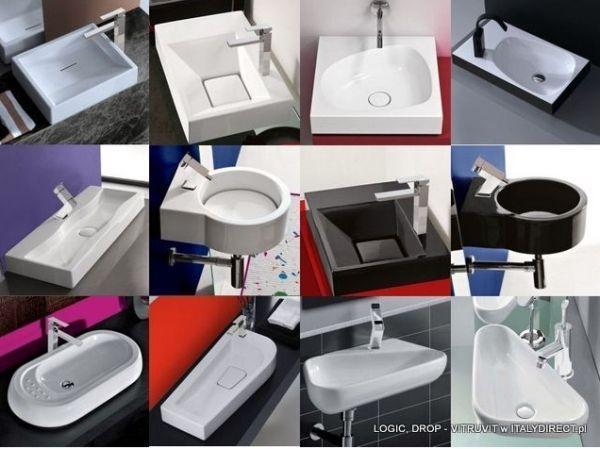Italy Direct - umywalki Vitruvit