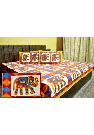 Handicana Bed Sheet_11 Handicana Bed Sheet_11  Product Code: HCBS_0011 Availability:In Stock Price: Rs.759