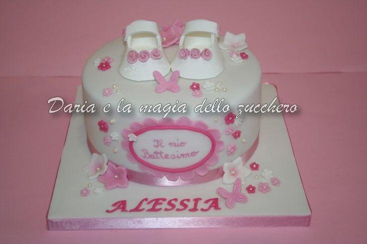 #Torta battesimo #Torta battesimo bimba #Baptism cake