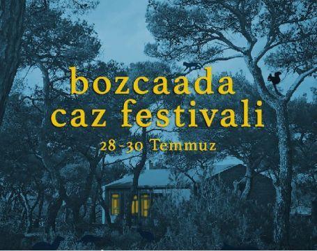 Bu yıl ilk kez gerçekleşecek olan Bozcaada Caz Festivali, 3 gün boyunca farklı müzik türlerinden önemli sanatçıları ağırlayacak.